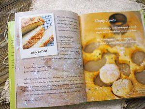 Karon Grieve cookbooks