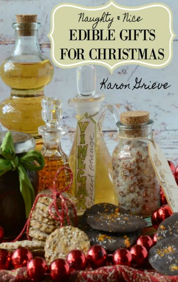 Naughty & Nice Edible Gifts For Christmas
