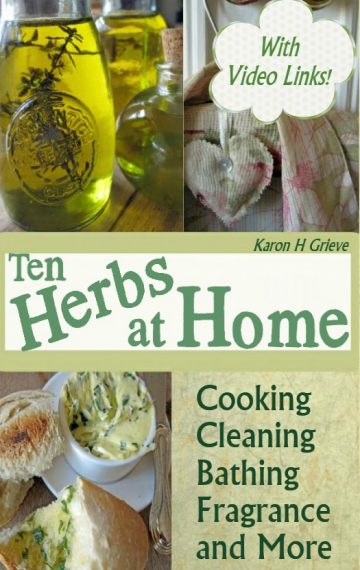 Ten Herbs At Home