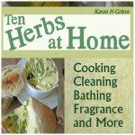 Ten Herbs At Home
